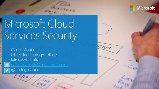 Microsoft Cloud Services Security