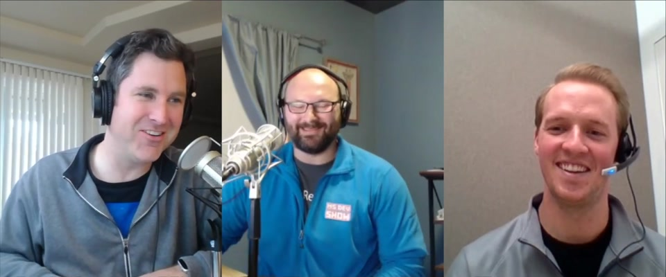 Episode 131: Event Hubs, Service Bus, & More with John Taubensee