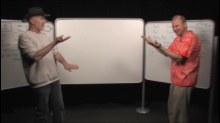 E2E: Brian Beckman and Erik Meijer - Co/Contravariance in Physics and Programming, 2 of 3