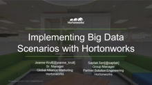 Hortonworks Sandbox Virtual Lab