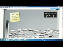 Internet Explorer 10 Platform Preview 2: A look at Magnetic Poetry in IE10