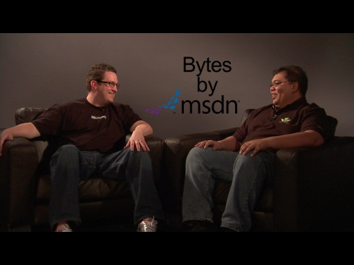 Bytes by MSDN: Frank Galarraga and Clark Sell on how companies can transition their Applications to the Cloud