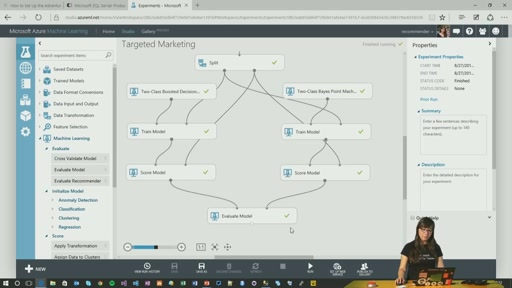 02 | Targeted Marketing in Azure Machine Learning