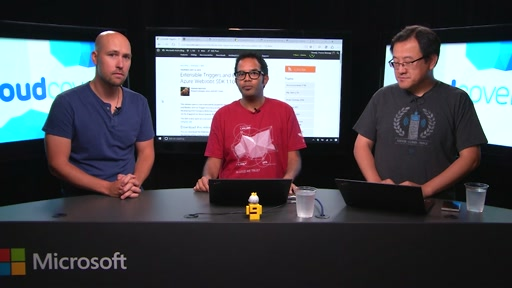 Episode 183: Azure WebJobs Update with Pranav Rastogi
