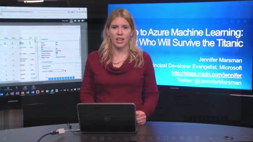 Using Azure Machine Learning to Predict Who Will Survive the Titanic - Part 1