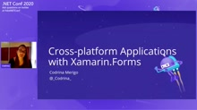 Cross-platform Applications with Xamarin.Forms