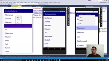 Using ContextActions with Xamarin Forms