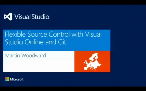 Katapult.10 – Visual Studio 2013 Launch - Flexible Source Control with Team Foundation Service and Git