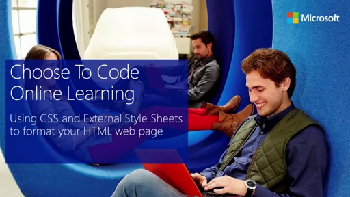 Let's add some style with Cascading Style Sheets (CSS)