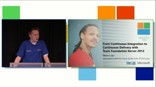 From Continuous Integration to Continuous Delivery with Visual Studio Team Foundation Server 2012
