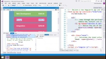 Visual Studio 2013 Web Editor Features - Page Inspector