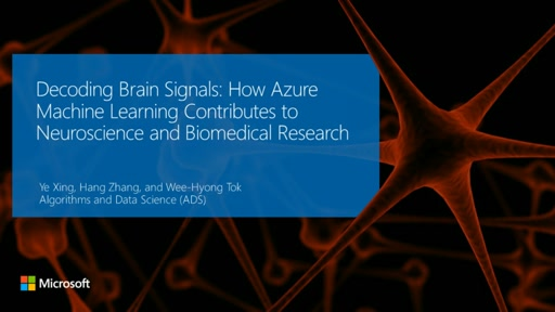 Decoding Brain Signals: How Azure Machine Learning Contributes to Neuroscience and Biomedical Research