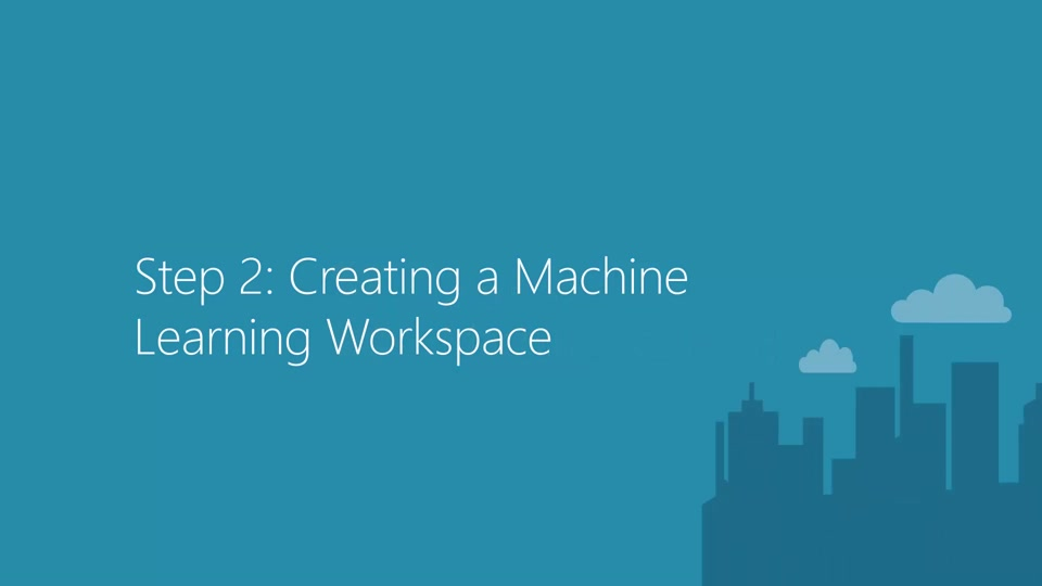 Getting Started with Azure Machine Learning - Step2