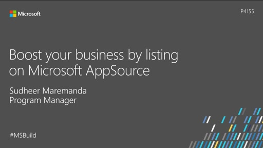 Boost your business by listing on Microsoft AppSource