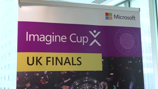 2017 Imagine Cup UK National Final