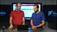 Scott Guthrie demos Windows Azure Active Directory in the Cloud