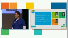 Developing iPhone, Android and Windows Phone 7 applications with C#