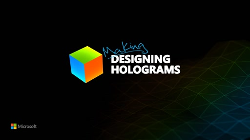 Making of Designing Holograms