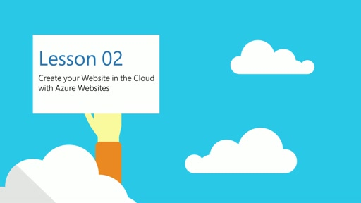 Create your Website in the Cloud with Azure Websites Part II