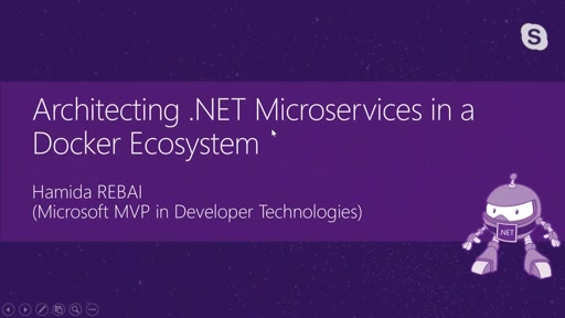 Architecting .NET Microservices in a Docker Ecosystem