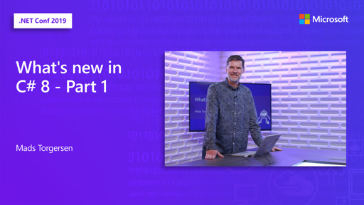 What's new in C# 8 - Part 1
