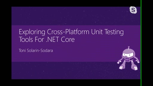 Exploring Cross Platform Unit Testing Tools for .NET Core
