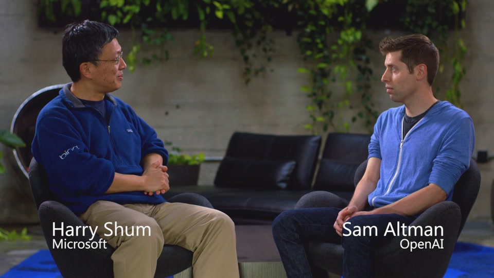 Hear about the future of AI, why OpenAI chose Azure as its primary cloud platform, and new Azure innovations