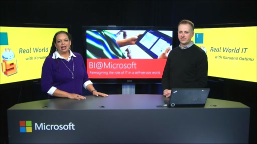 Real World IT Deep Dive: Launching Power BI Services at Microsoft