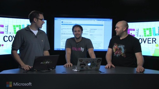 Episode 93 - Real-World Windows Azure with Mural.ly