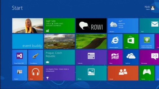 Windows Store app - Add Push Notifications to your apps with Windows Azure Mobile Services