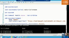 TechNet Radio: (Part 15) Building Your Hybrid Cloud - Getting Started with Automating the Hybrid Cloud using PowerShell