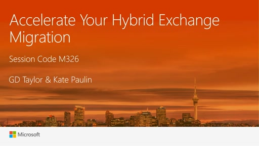 Accelerate your Hybrid Exchange migration