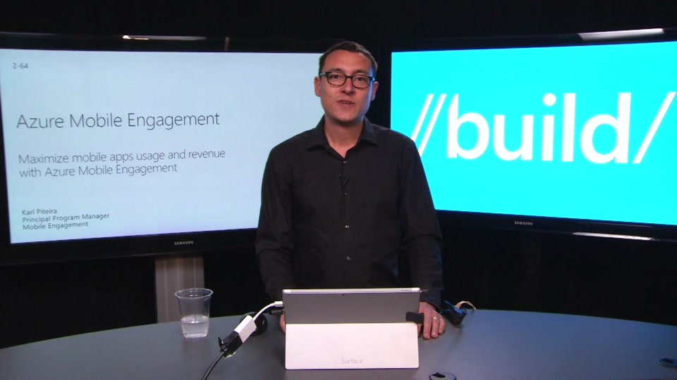 More Engaged Mobile App Users with Azure Mobile Engagement