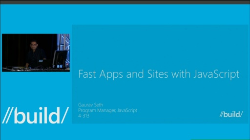 Fast Apps and Sites with JavaScript