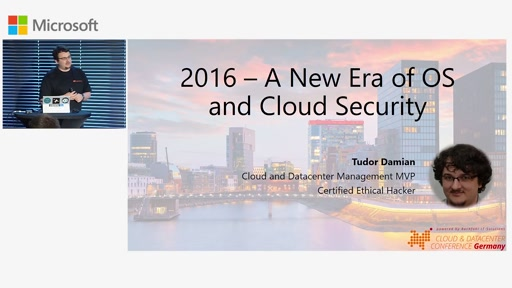 2016 - a new era of OS and Cloud security