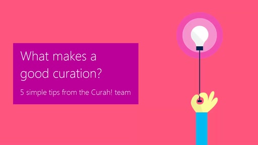 What makes a good curation?