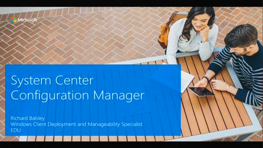 (Part 1) Deploying Windows 10 using System Center Configuration Manager