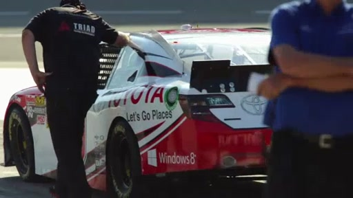 Toyota Racing speeds past the competition with Windows 8 and Surface Pro