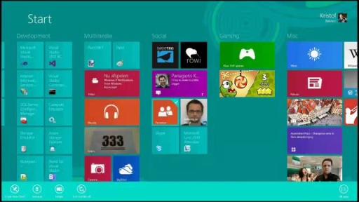 Windows 8 Notifications From Windows Azure