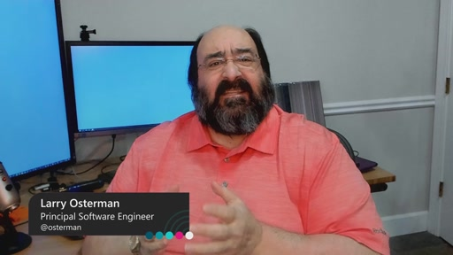 You've been doing this for 35 years, what's changed? | One Dev Question with Larry Osterman