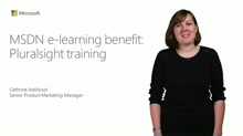 New MSDN e-learning Benefit: Pluralsight Training