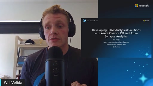 Developing HTAP Analytical Solutions with Azure Cosmos DB and Azure Synapse Analytics