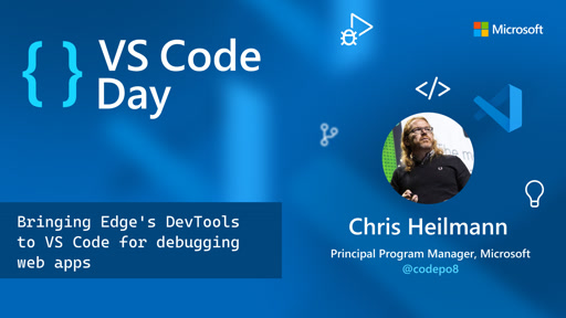 Bringing Edge's DevTools to VS Code for Debugging Web Apps