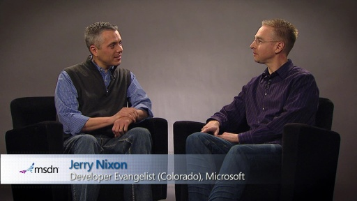 Bytes by MSDN: Peter Isensee and Jerry Nixon on Windows 8 and XBox Live