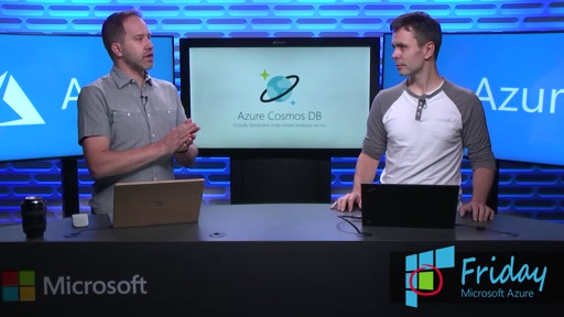 Channel 9-Video: What's New in Azure Cosmos DB?