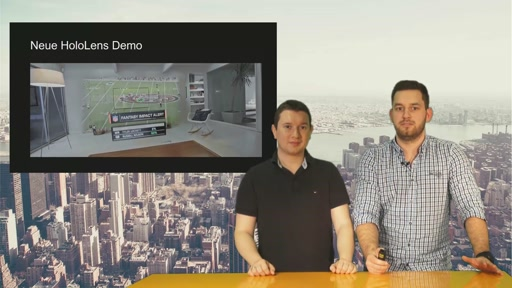 News Show #36: Project Natick, Microsoft Ignite, Azure Stack, Cordova Tools, HoloLens Demo, Visual Studio Code Insider, ALM