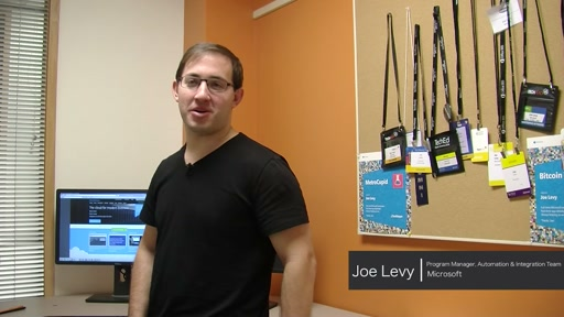 Azure IaaS Week Intro: Joe Levy