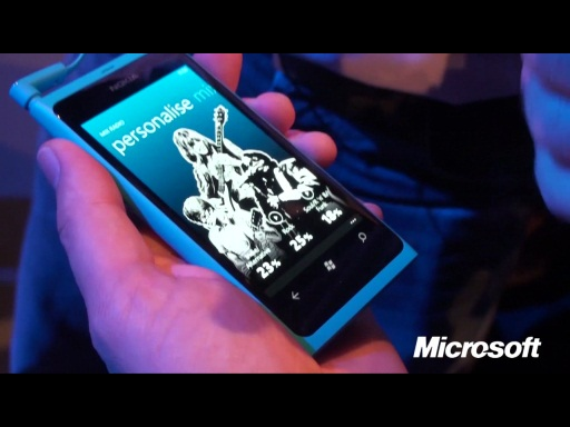 Live from Nokia World 2011:  Nokia Music makes music personal & portable