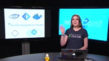 Cassandra, Docker and F# Awesomeness