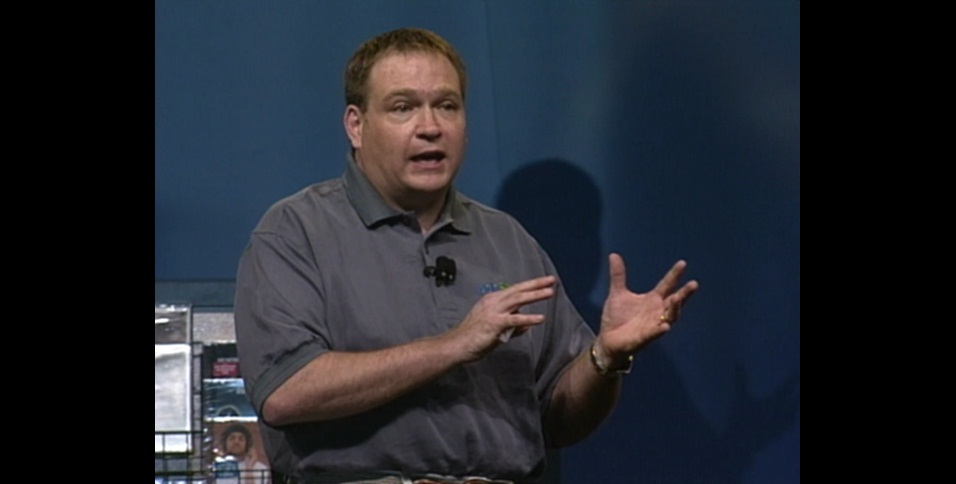 PDC 2001 Keynote with Bob Muglia